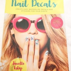 NWT Make your own Nail Decals by Janelle